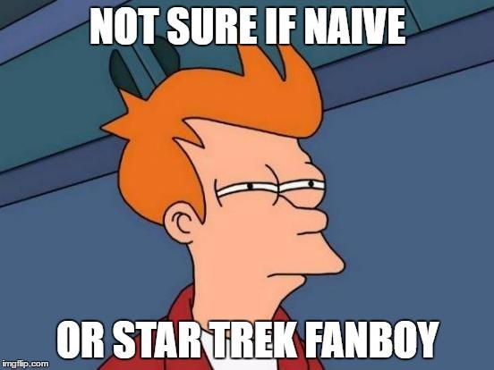 Naiviteten lenge leve: Star Trek Online får en velfortjent overhaling!