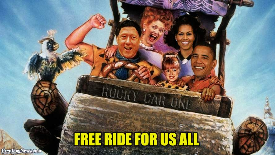 FREE RIDE FOR US ALL | made w/ Imgflip meme maker