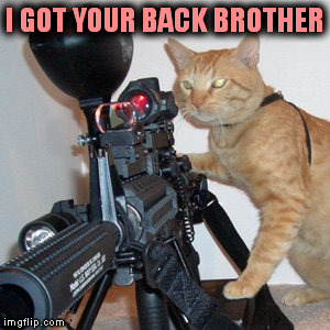 I GOT YOUR BACK BROTHER | made w/ Imgflip meme maker