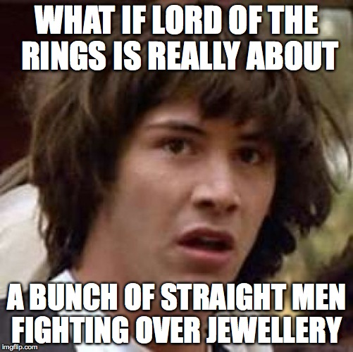 Lord Of The Rings Meme Maker