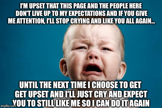 Stop Crying Memes BABY CRYING - I...