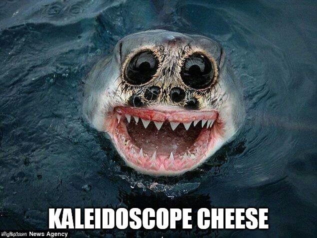 KALEIDOSCOPE CHEESE | made w/ Imgflip meme maker