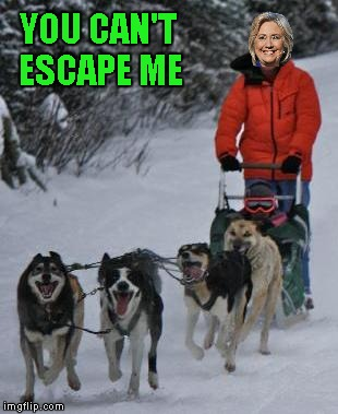 YOU CAN'T ESCAPE ME | made w/ Imgflip meme maker