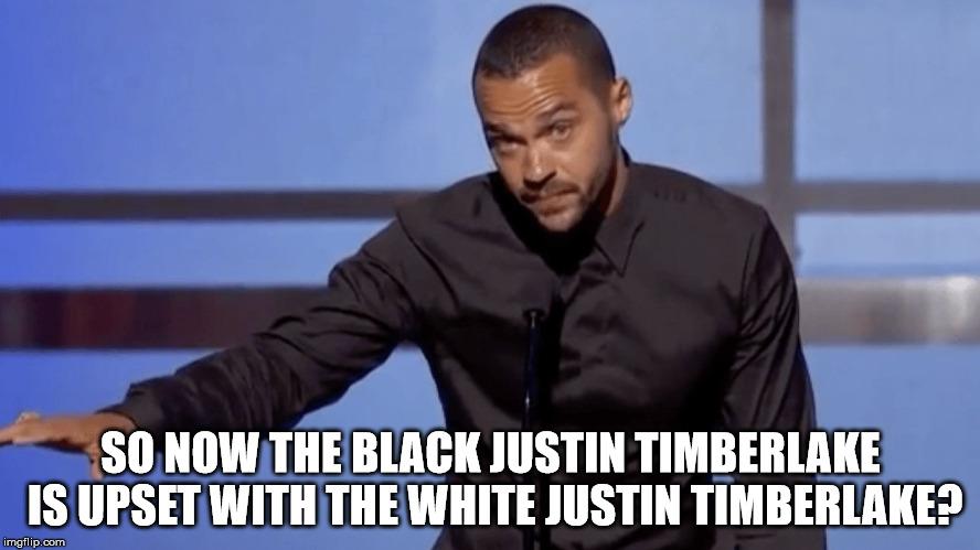 176mok jesse williams bet speech meme generator imgflip,Jesse Williams Memes