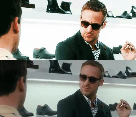 Ryan Gosling Crazy Stupid Love Blank Template Imgflip