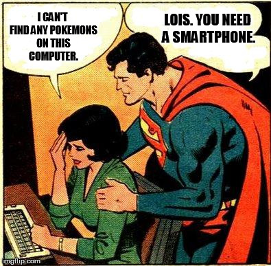 lois is technologically challenged imgflip