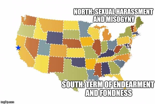 "What ""sweetheart"" means in different regions 