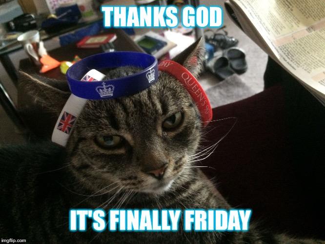 Thank God Its Friday Memes Imgflip