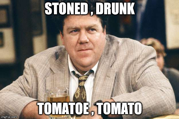 STONED , DRUNK TOMATOE , TOMATO | made w/ Imgflip meme maker