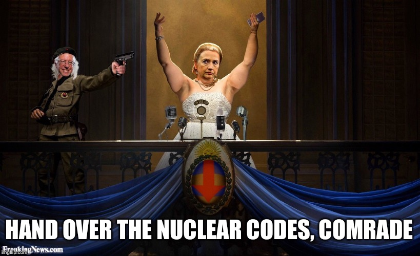 HAND OVER THE NUCLEAR CODES, COMRADE | made w/ Imgflip meme maker