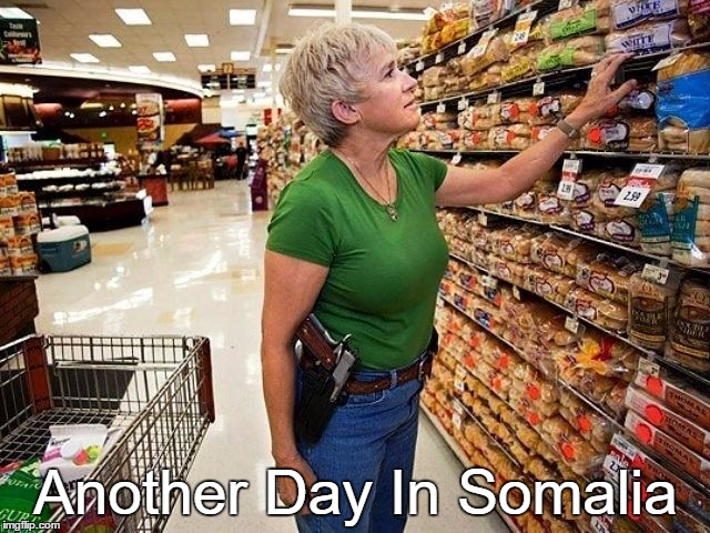 Another Day In Somalia | made w/ Imgflip meme maker