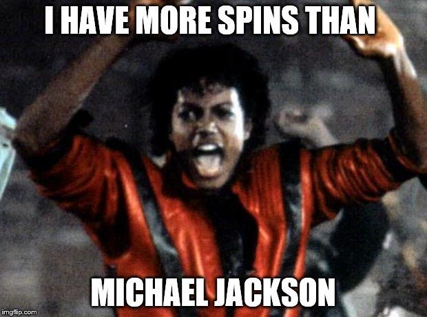 Michael jackson imgflip for Maker jackson