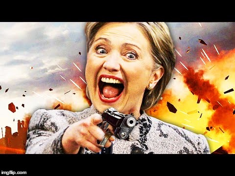Hillary Kill It | _ | image tagged in hillary kill it | made w/ Imgflip meme maker