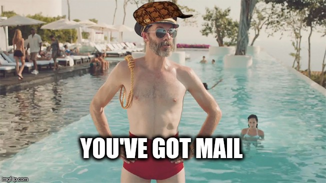 YOU'VE GOT MAIL | made w/ Imgflip meme maker