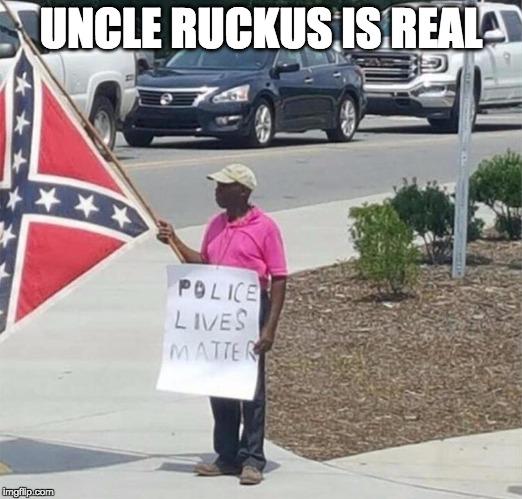uncle ruckus meme