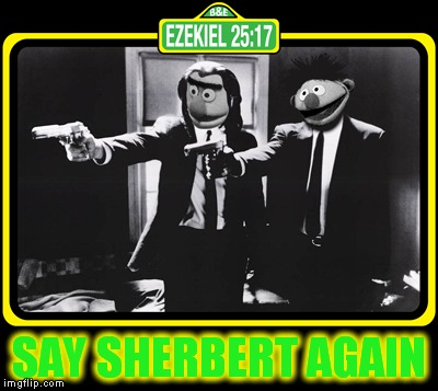 SAY SHERBERT AGAIN | made w/ Imgflip meme maker