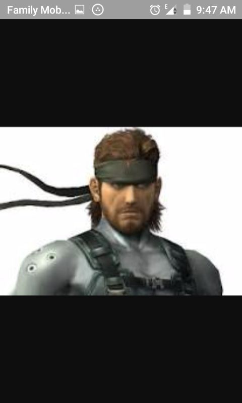 Solid Snake Snakes Blank Template Imgflip