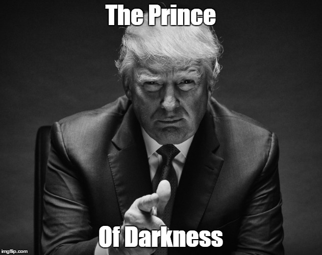 The Prince Of Darkness | made w/ Imgflip meme maker