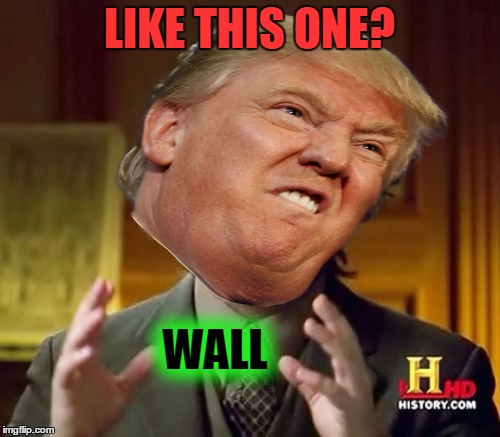 LIKE THIS ONE? WALL | made w/ Imgflip meme maker