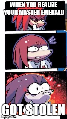 Because Of The Sonic Hype Lately And This Really Cool Comic Imgflip