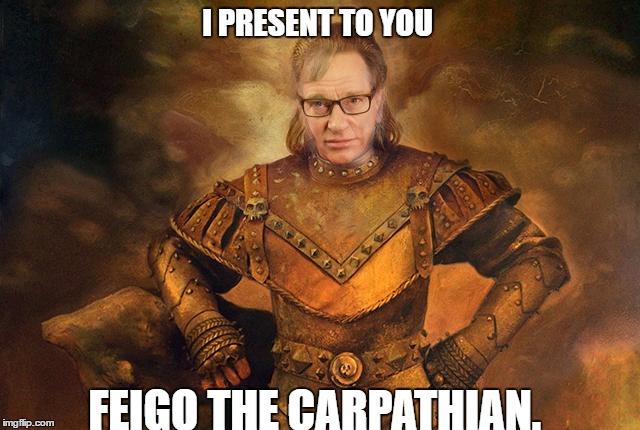 Vigo The Carpathian Meme