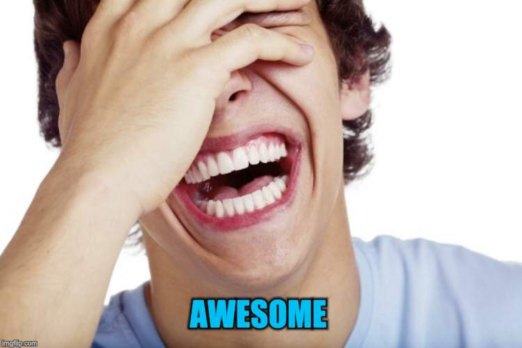 AWESOME | made w/ Imgflip meme maker