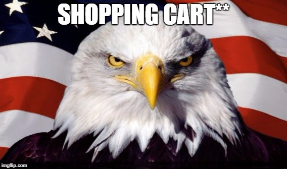 SHOPPING CART** | made w/ Imgflip meme maker