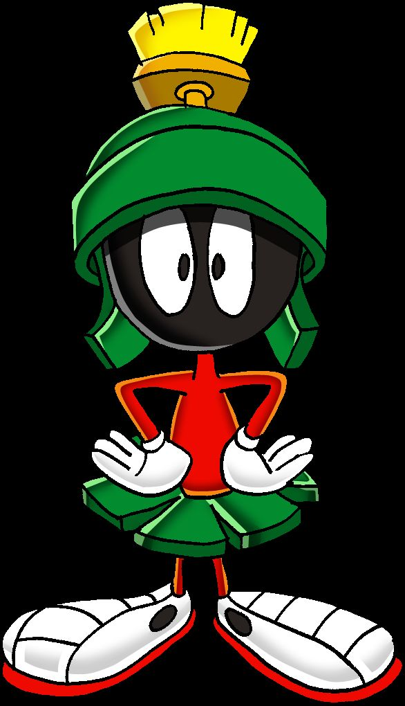 Marvin The Martian Meme Two Blank Template Imgflip