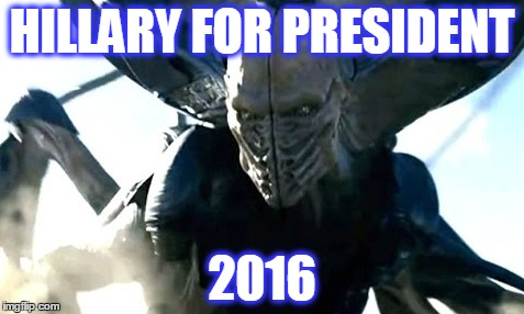 HILLARY FOR PRESIDENT 2016 | made w/ Imgflip meme maker