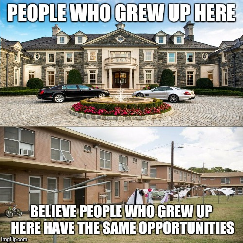 17yrq0 rich and poor housing imgflip