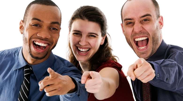 Pointing People Lol Meme Generator Imgflip