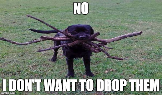 NO I DON'T WANT TO DROP THEM | made w/ Imgflip meme maker
