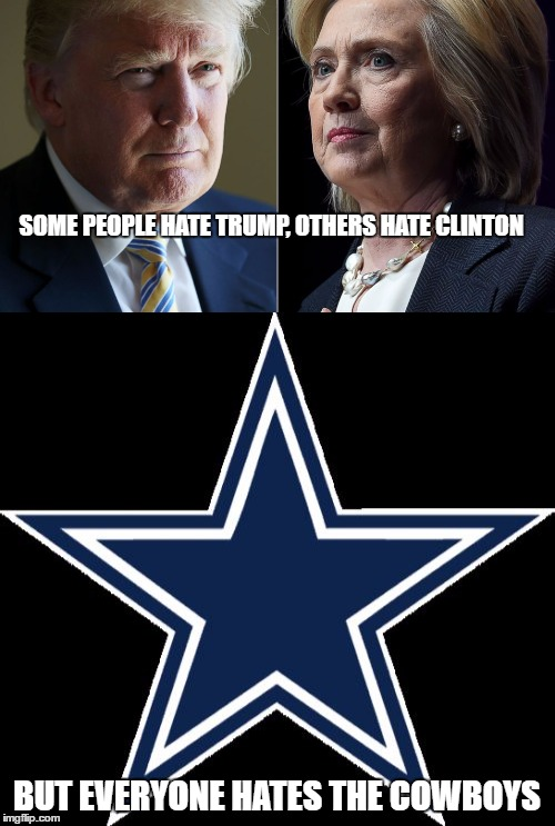 Dallas I Hate Memes The Cowboys