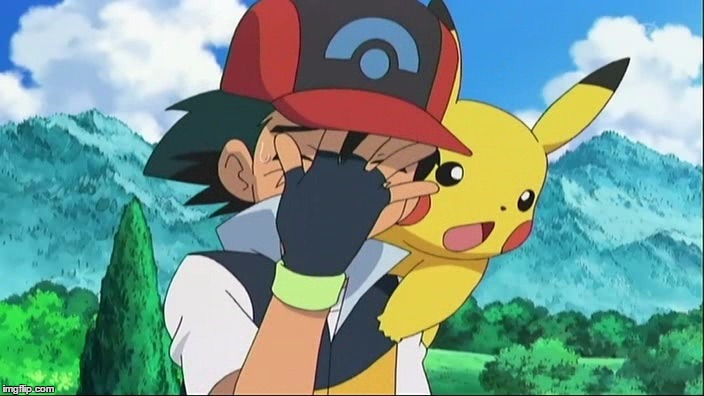 Ash Ketchum Facepalm | . | image tagged in ash ketchum facepalm | made w/ Imgflip meme maker