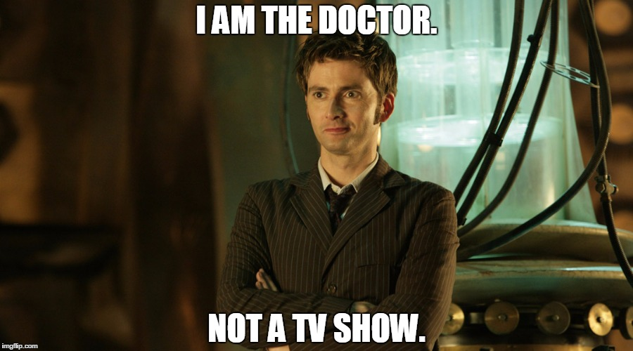 "He is ""Doctor Who"" PROVEN WRONG 