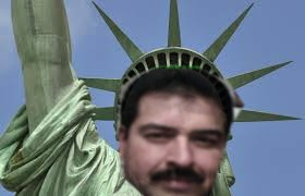raydog for president  | . | image tagged in memes,raydog,statue of liberty,america,election 2016 | made w/ Imgflip meme maker