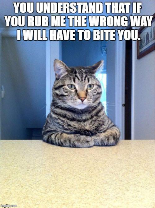 Take That Back Cat Meme