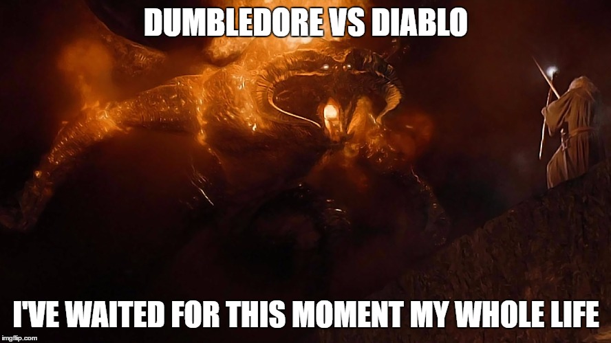 Diablo  Lord Of The Rings