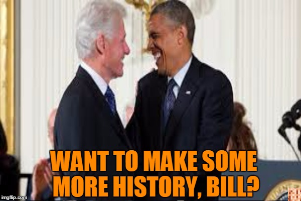 WANT TO MAKE SOME MORE HISTORY, BILL? | made w/ Imgflip meme maker
