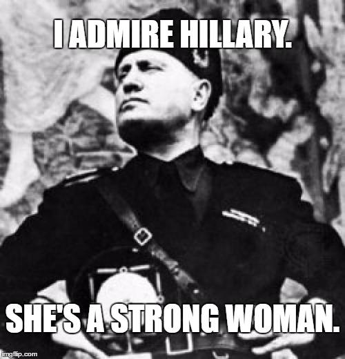 Benito Mussolini Memes