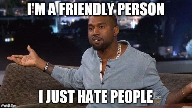 Funny Rude People Meme : Kanye memes that will have make anyone rofl thethings