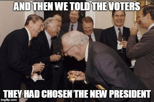 189sqq electoral college is not popular vote! imgflip,Electoral College Memes