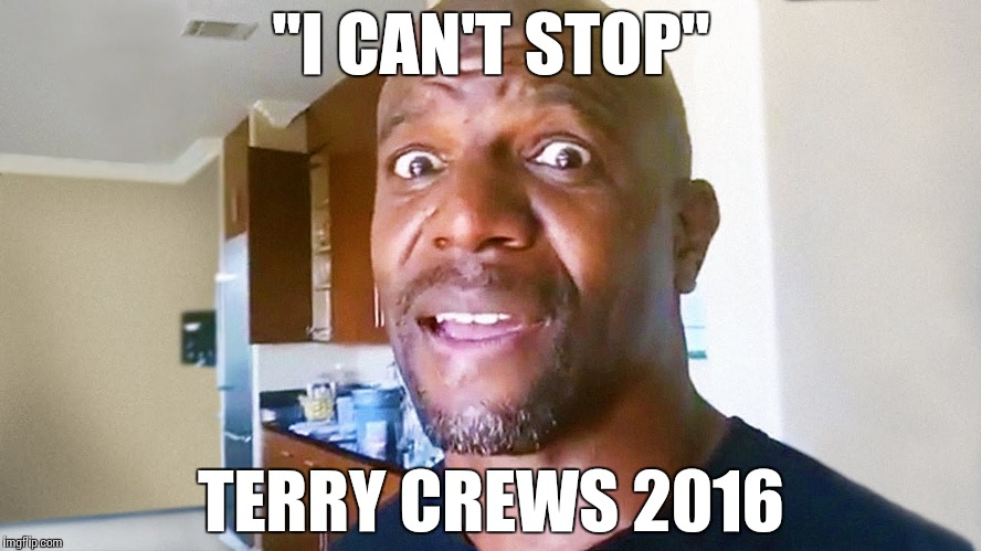 "Terry Crews Addicted to PC Building | ""I CAN'T STOP"" TERRY CREWS 2016 