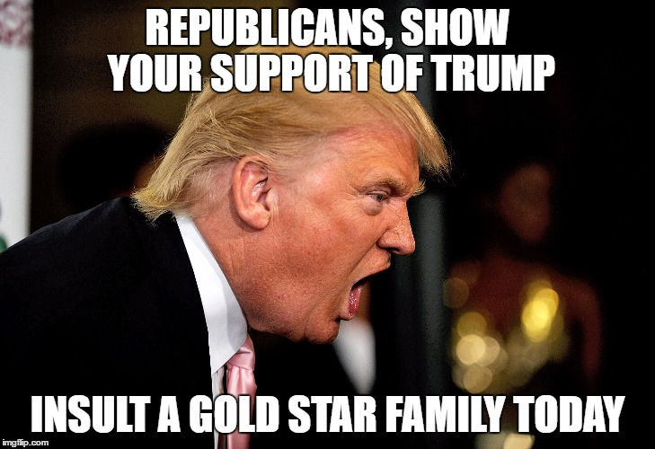 18acu7 image tagged in trump,goldstar imgflip