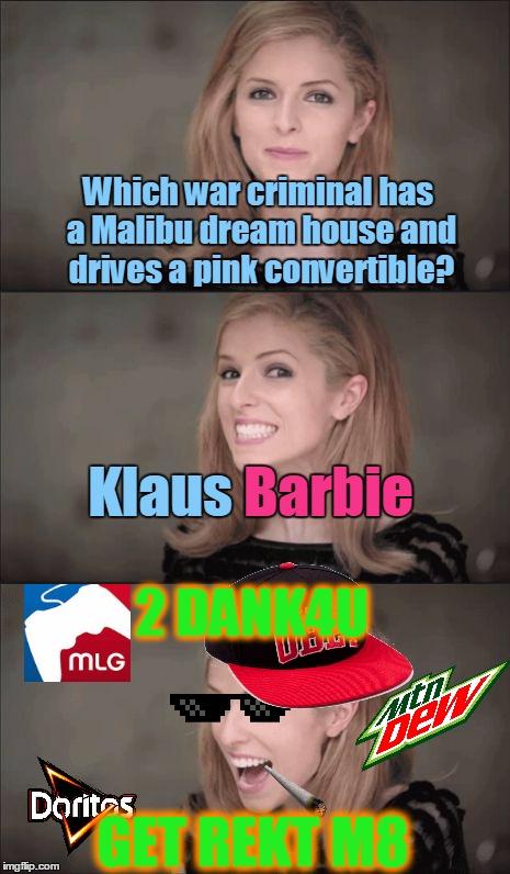 18bz5d i'm a barbie girl imgflip