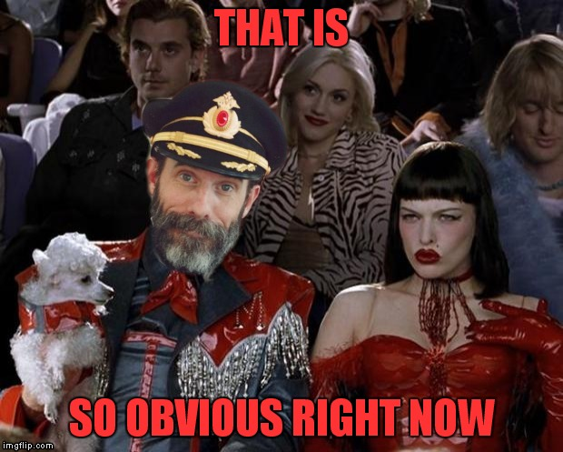 Captain right now | THAT IS SO OBVIOUS RIGHT NOW | image tagged in captain right now | made w/ Imgflip meme maker