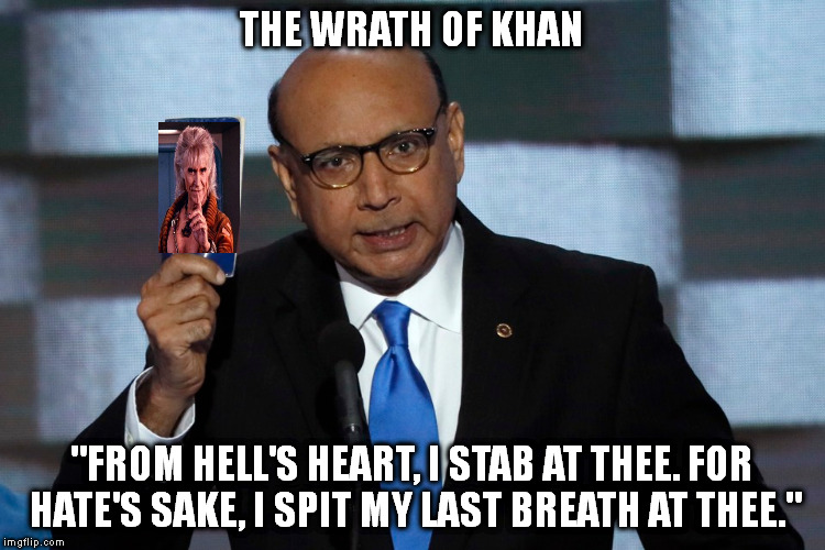 The Wrath Of Khan Imgflip
