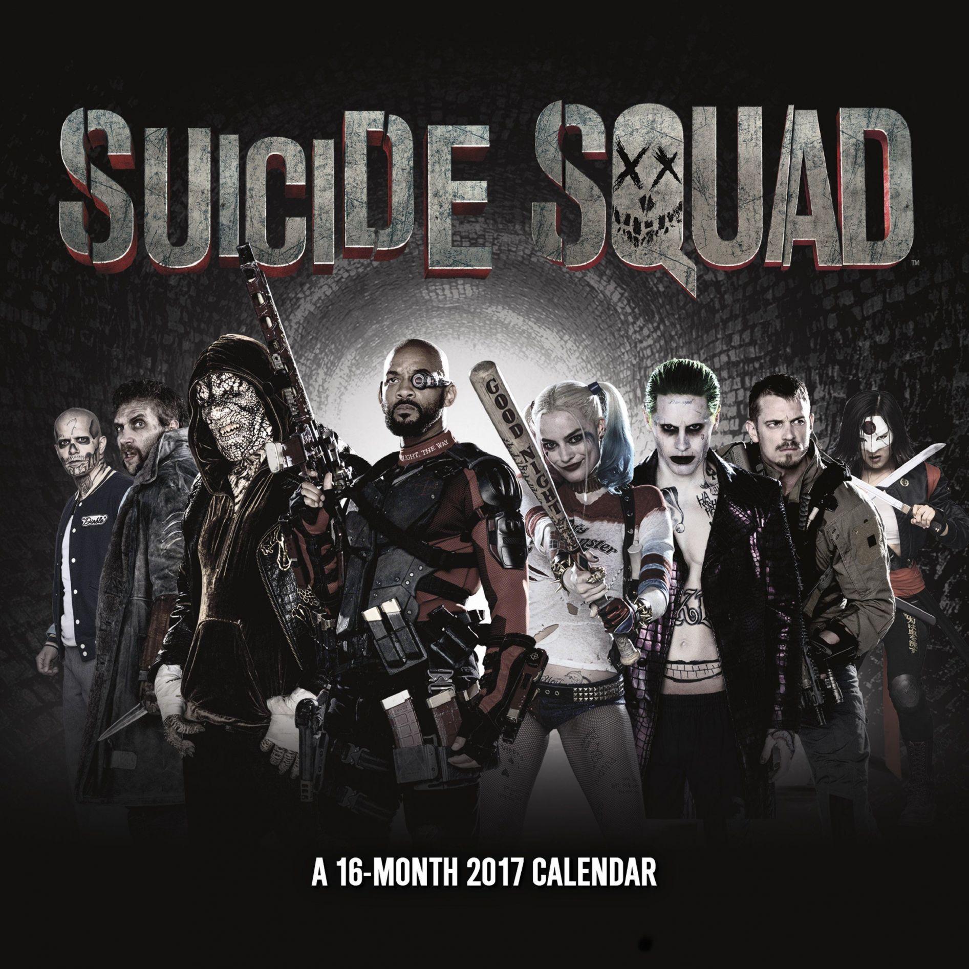 Suicide Squad Meme Template