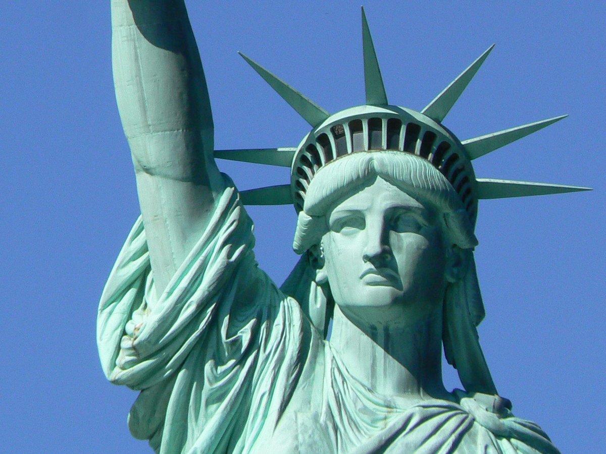 lady liberty blank template imgflip