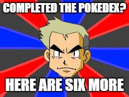18hjwz professor oak pokedex meme imgflip